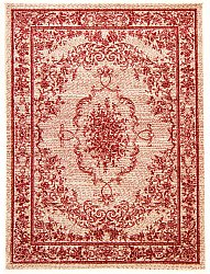 Tapis Wilton - Juliet (rouge)