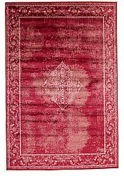 Tapis Wilton - Calinda (rouge)