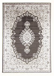 Tapis 140 x 200 cm (wilton) - Battista (anthracite)