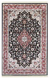 Tapis Wilton - Gårda Oriental Collection Bishapur (noir)