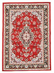 Tapis Wilton - Peking (rouge)