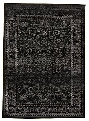 Tapis Wilton - Peking Noble (noir)