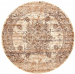 Tapis rond - Peking Royal (blanc)