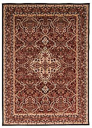 Tapis Wilton - Laurus (rouge)