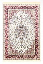 Tapis Wilton - Gårda Oriental Collection Kerman (blanc/rouge)