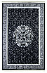 Tapis Wilton - Gårda Oriental Collection Susa (noir)