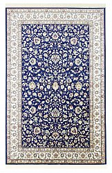 Tapis Wilton - Gårda Oriental Collection Gharbi (bleu)