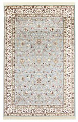 Tapis Wilton - Gårda Oriental Collection Gharbi (bleu clair)