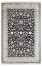 Tapis Wilton - Gårda Oriental Collection Gharbi (noir)