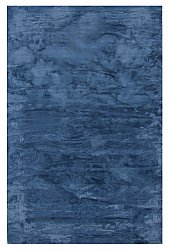 Tapis shaggy - Aranga Super Soft Fur (bleu)