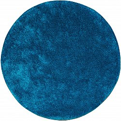 Tapis rond 80 cm - Cosy (turquoise)