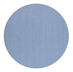 Tapis rond - Hamilton (Faded Denim)