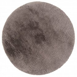 Tapis rond - Cloud Super Soft (anthracite)