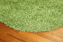 Tapis rond 80 cm - Fancy (Olive)