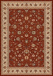 Tapis Wilton - Angelica (rouge)