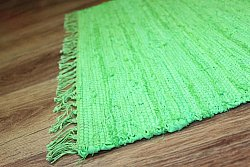Tapis chiffons - Cotton (lime)