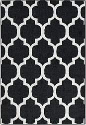 Tapis Wilton - Seattle (noir)