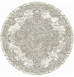 Tapis rond - Valenza (beige)