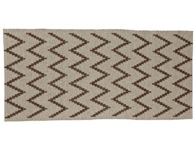 Tapis en plastique - Le tapis de Horred ETC (marron)